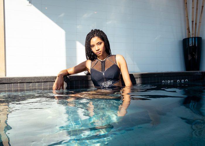 Gottex Profile Stargazer Swimsuit review (UK10) via UK